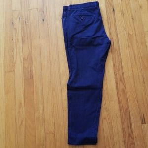 Bowery stretch slim pants by J. Crew